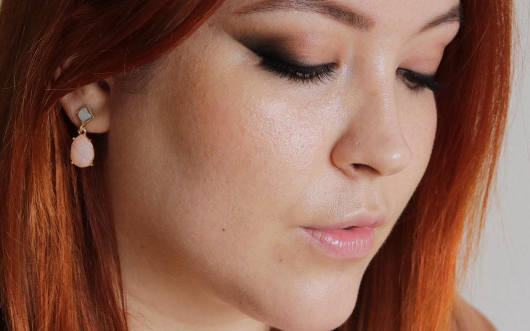 Maxi eyeliner difuminado – Maquillaje a diario